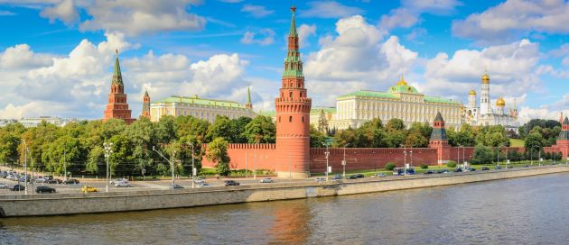 Moscou, circuit Tour du Monde en trains