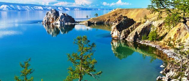 Lac Baikal, Transsibérien, Grands trains du Monde