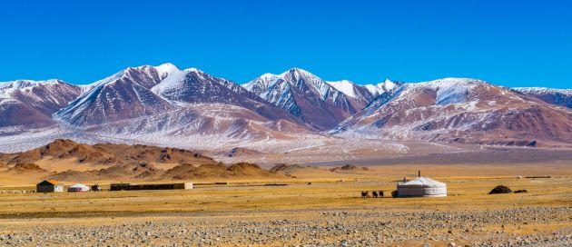 Mongolie, Grands Trains du Monde