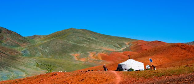 Mongolie, Grands Trains du Monde, Transsibérien
