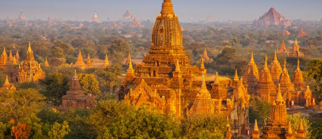 Bagan, Tours du Monde, Terres de Contrastes