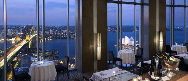 Shangri La Sydney, Connaisseurs du Voyage