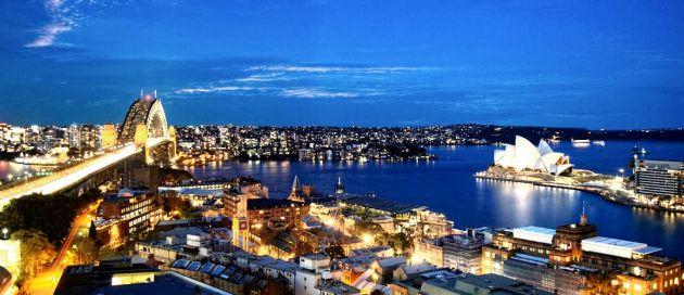 Shangri La Sydney, Tour du Monde, Connaisseurs du
