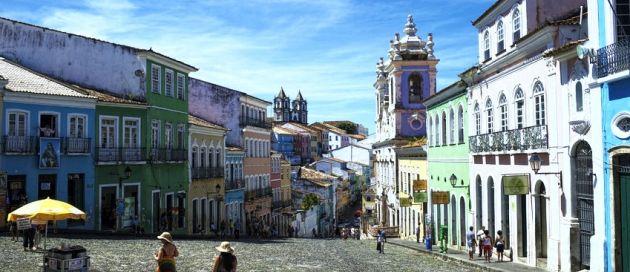 Bahia, Brésil, Tour du Monde en Jet Privé