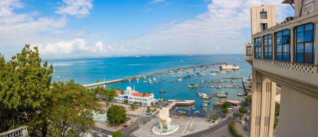 Bahia, Tour du Monde en Jet Privé
