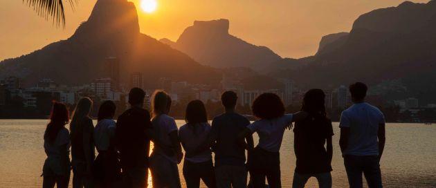 Rio, Tours du Monde en jet privé