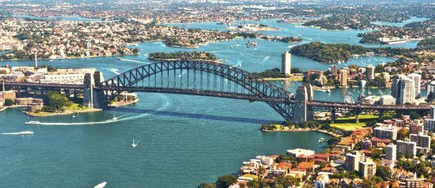 Sydney, Tours du Monde en Jet Privé