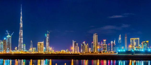 Dubai, Tour du Monde Contours du Monde