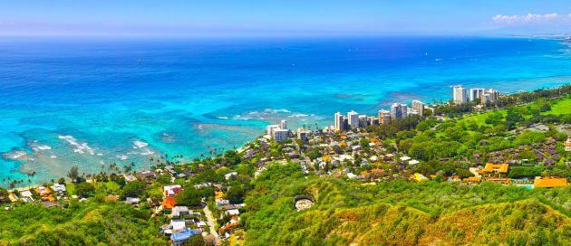 Hawai, Tour du Monde Contours du Monde