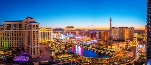 Las Vegas, Tour du Monde Contours du Monde