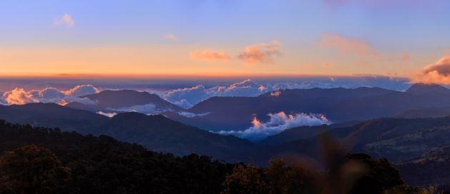 Costa Rica, Tour du Monde Contours du Monde