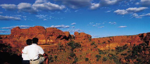 Mosaïque australienne, Connaisseurs du Voyage