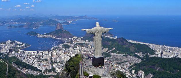 Rio, circuit en français, Découverte du Brésil