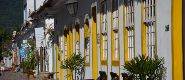 Paraty, circuit en français Découverte du Brésil