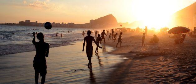 Rio, Circuit en français Découverte du Brésil