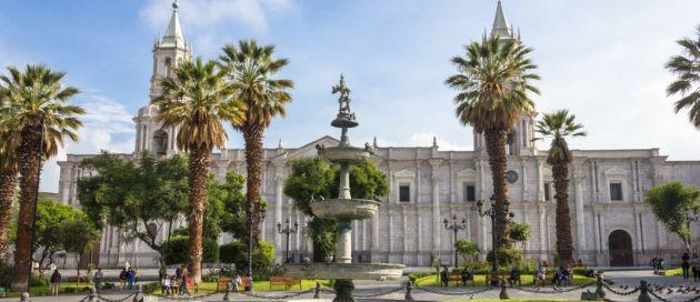 Lima, circuit en Français Découverte du Pérou