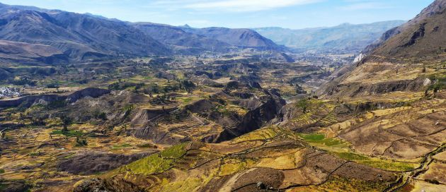 Canyon de Colca, circuit Découverte du Pérou