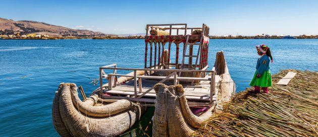 Lac Titicaca, circuit Découverte du Pérou