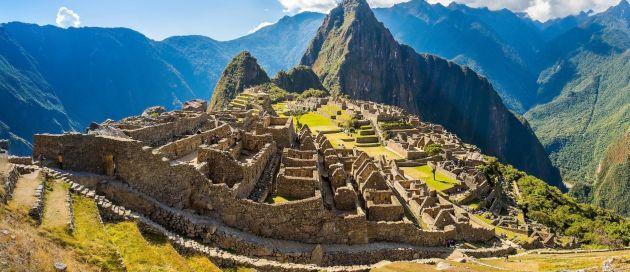 Machu Picchu, Circuit découverte du Pérou