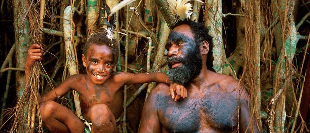 Tribu Yakel, Tanna, circuit en français au Vanuatu