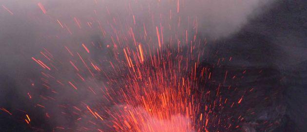 Volcan Yasur circuit en français au Vanuatu