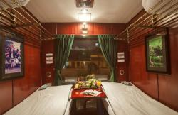 Victoria Express, Grands Trains du Monde